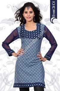 Fancy Designer indian kurtis suppliers manufactur