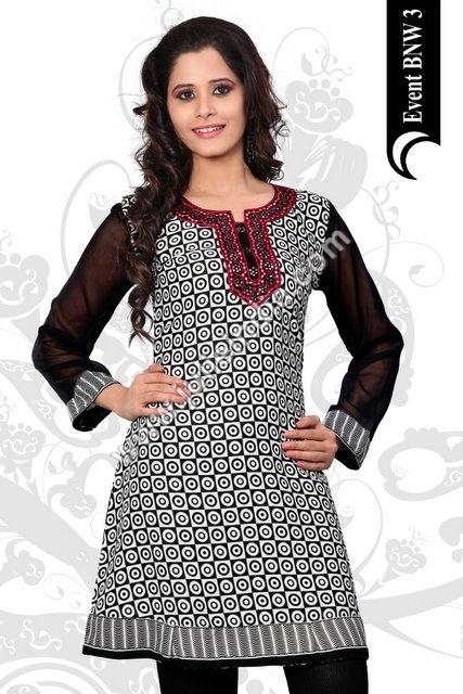 Fashionable Designer indian kurtis exporters