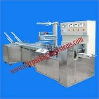 Double Feeder Biscuit Packing Machine