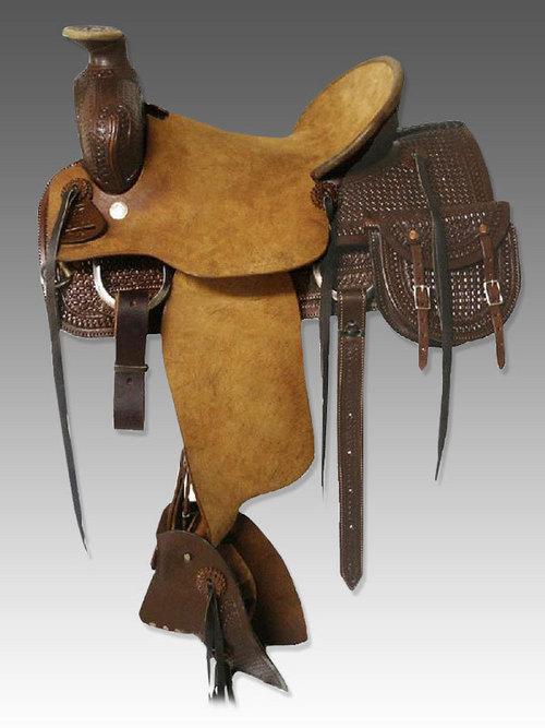 Designer Western Leather Saddles