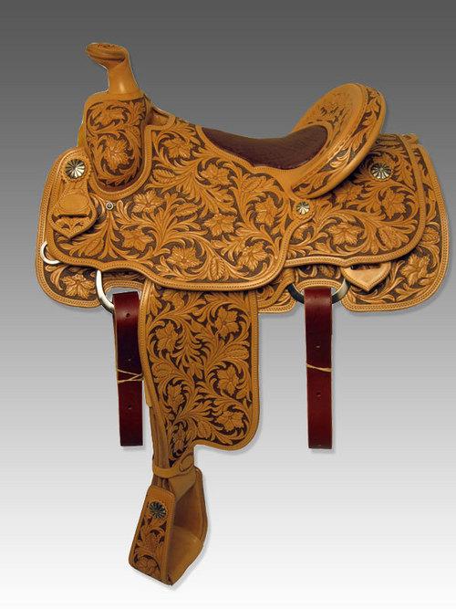 Western Designer Saddle