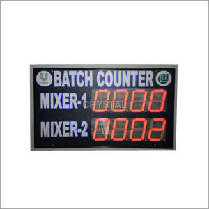 Industrial LED Batch Counter