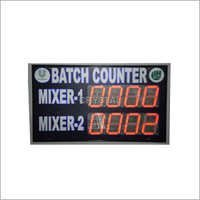 Industrial Batch Counter