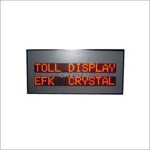 Traffic LED Display Solution