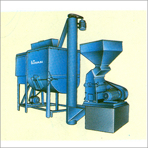 Composite Feed Mill