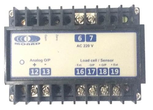 Strain Gauge Amplifier 0-10 V/4-20mA Output
