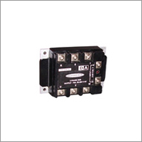 Solid State Relay Single Phase Series