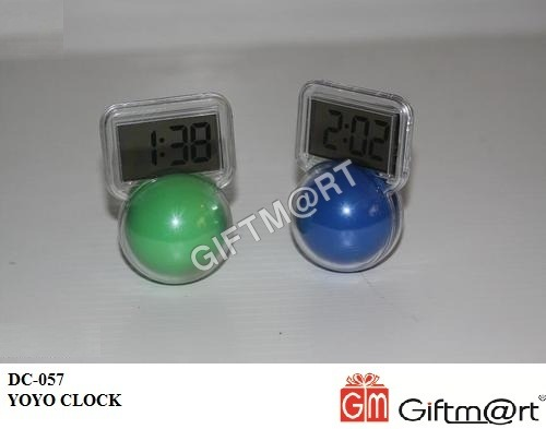 DIGITAL CLOCK (DC)