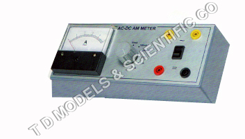 ammeter multirange acdc