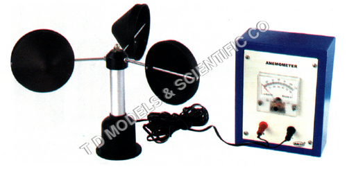 anemometer robinson cup type