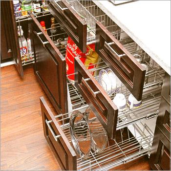 Kitchen Storage Rack Systems