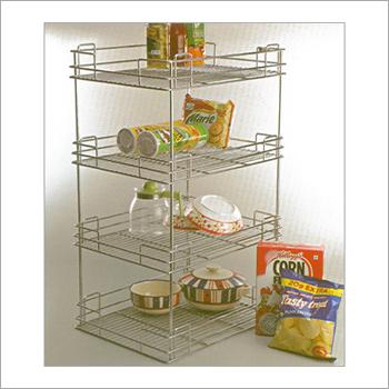Kitchen Shelf Organizers