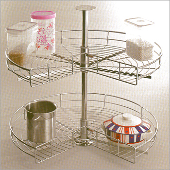 Round Wire Storage Rack