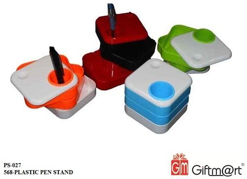 PLASTIC PEN STAND