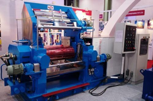 Two Roll Rubber & Plastic Mills
