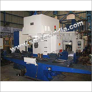 Heavy Duty Hydraulic Straightening Press
