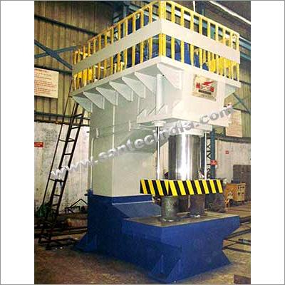 Industrial Hydraulic Straightening Presses