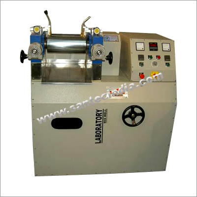 Two Rolls Mixing Mill Machine