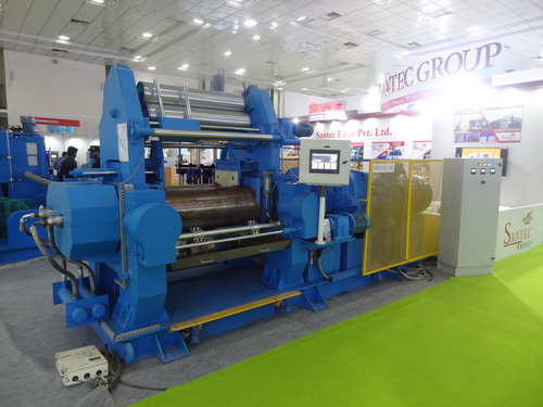 Precision Two Rolls Mixing Mills