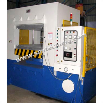 Solid Tyre Molding Press Machinery