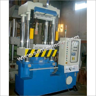 Solid Tyre Molding Presses Machines