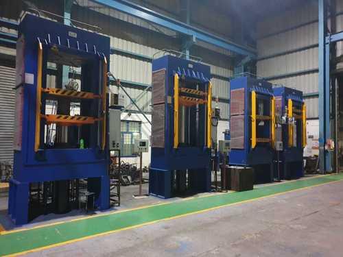 Flap Moulding Press Machines