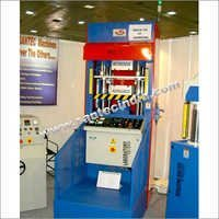 Laboratory Compression Moulding Press Machine