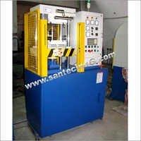 Compression Molding Press-325 Tons Capacity
