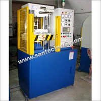 Compression Moulding Press Machine