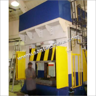 Hydraulic Trimming Press