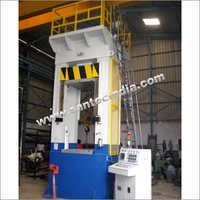 Hydraulic Trimming Presses to  remove  burrs from