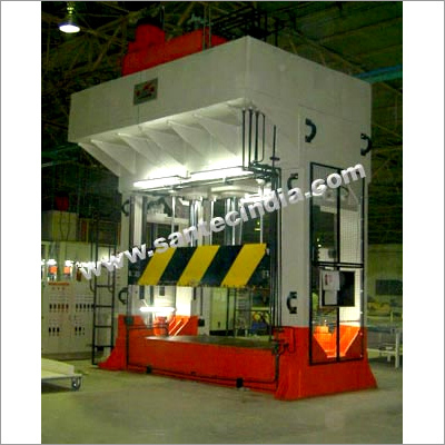 Hood Liner or Roof Lining Presses