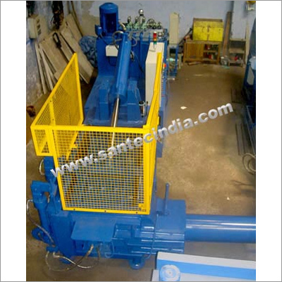 Compression Scrap Baling Presses