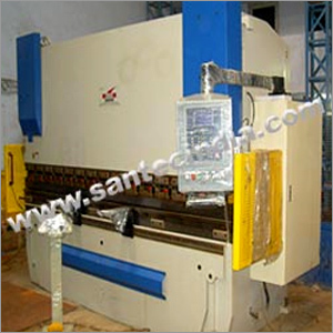 Hydraulic Press Brake CNC Controlled