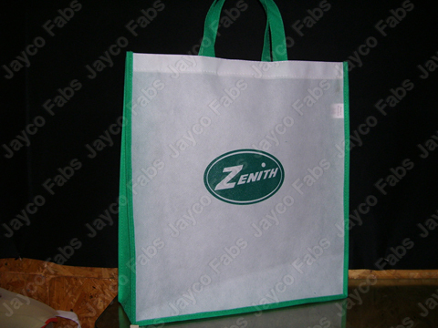 Eco Friendly Green Bags