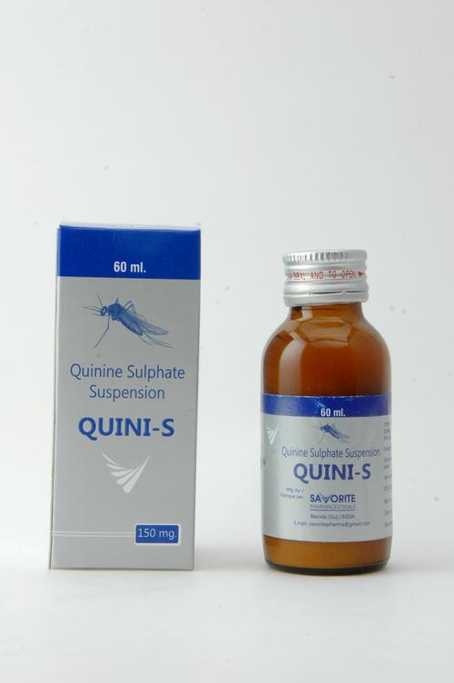 Quinine Sulphate Suspension