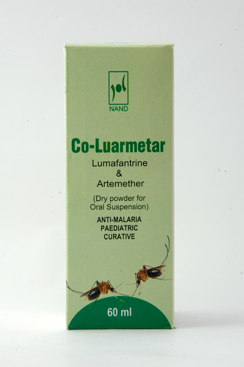 Lumafantrine And Artemether Dry Syrup