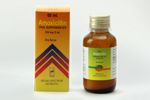 Amoxicillin Oral Suspension 250Mg