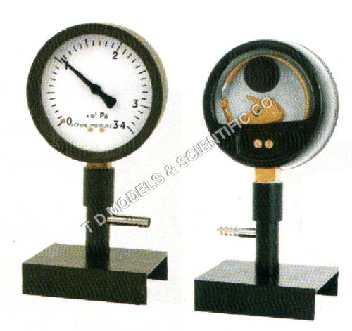bourdon gauge
