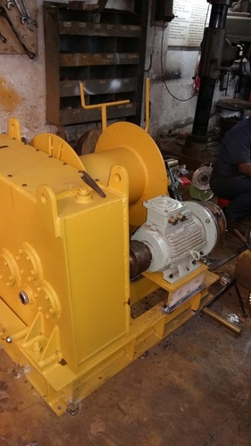 Industial Tugger Winch