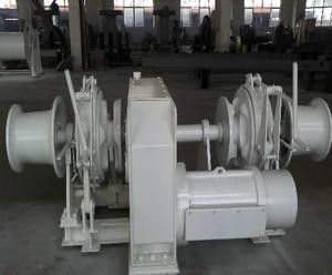Combination Windlass Winch