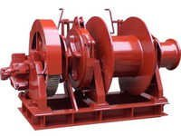 Hydraulic Anchor Mooring Winch