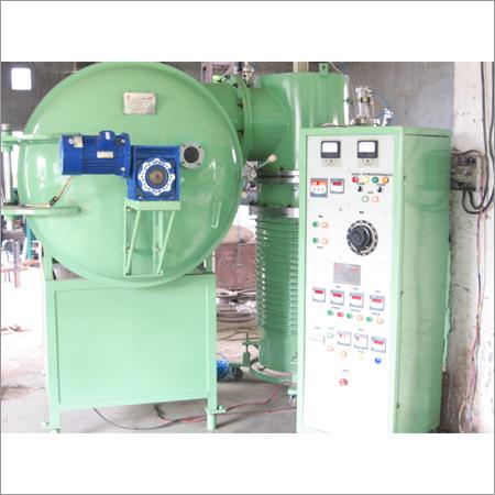 Vacuum Metallising Plant