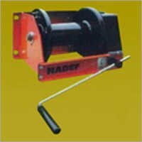 Lifting Winches