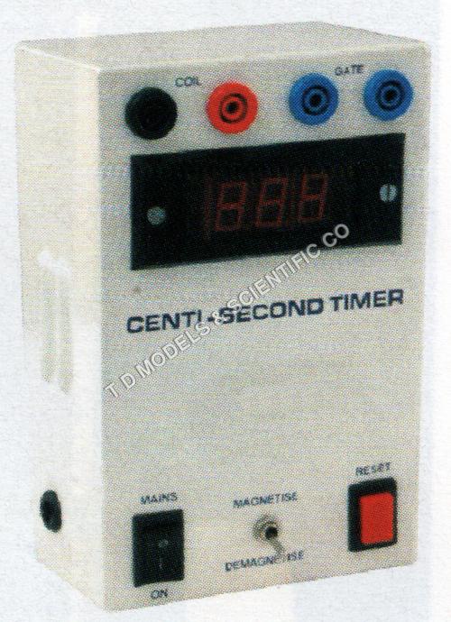 centi second timer
