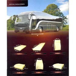Automobile Foam Bus Seats