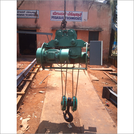 Flameproof Electric Wire Rope Hoists