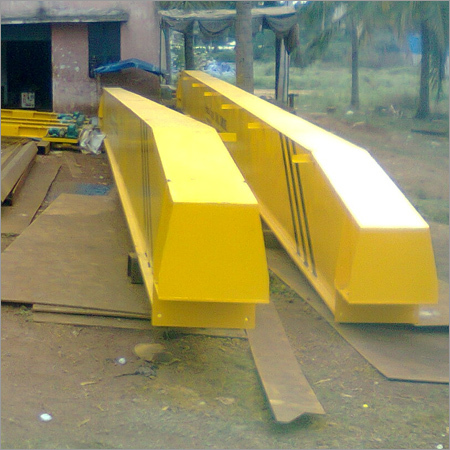 Platebuilt Type Crane Bridges