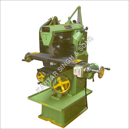 Mini Horizontal Milling Machine