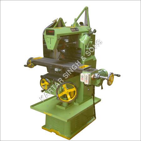 Mini Horizontal Milling Machine